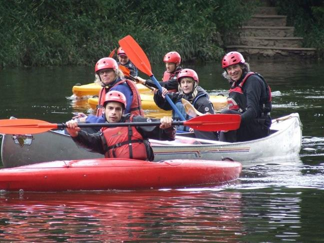 Canoeing and Kayaking - Canoeing in the Forest of Dean