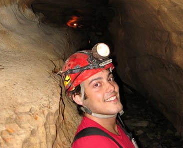 outdoor activities forest of dean - caving