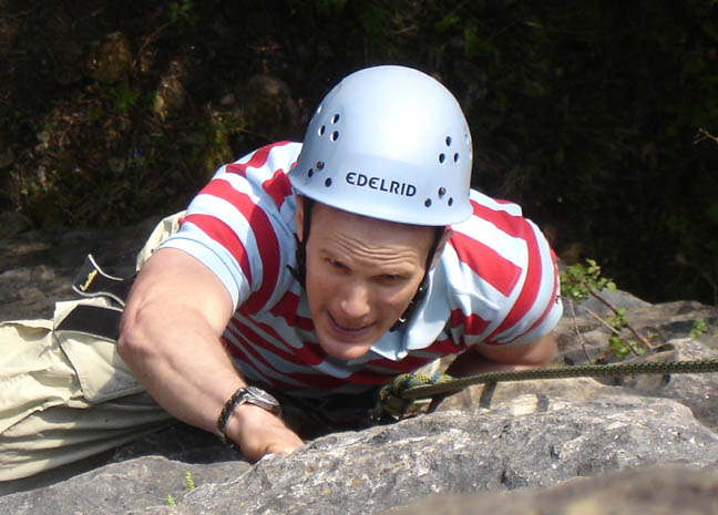 Outdoor Activities - Climbing in Gloucestershire - Call 07854819142