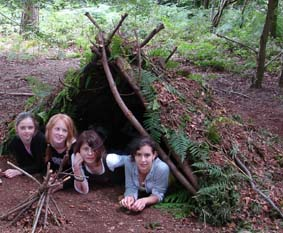 Survival Training in Gloucestershire