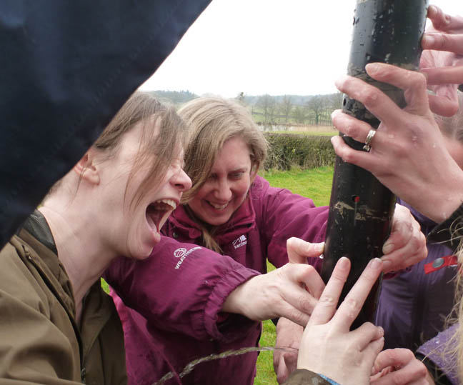 Corporate Events - Team Challenge in Gloucestershire - This could be your Team Building Day.